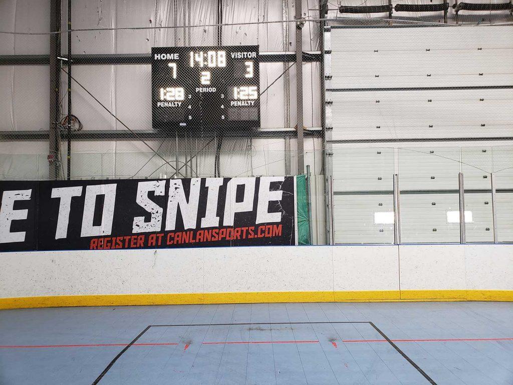 SST8 Hockey Scoreboard