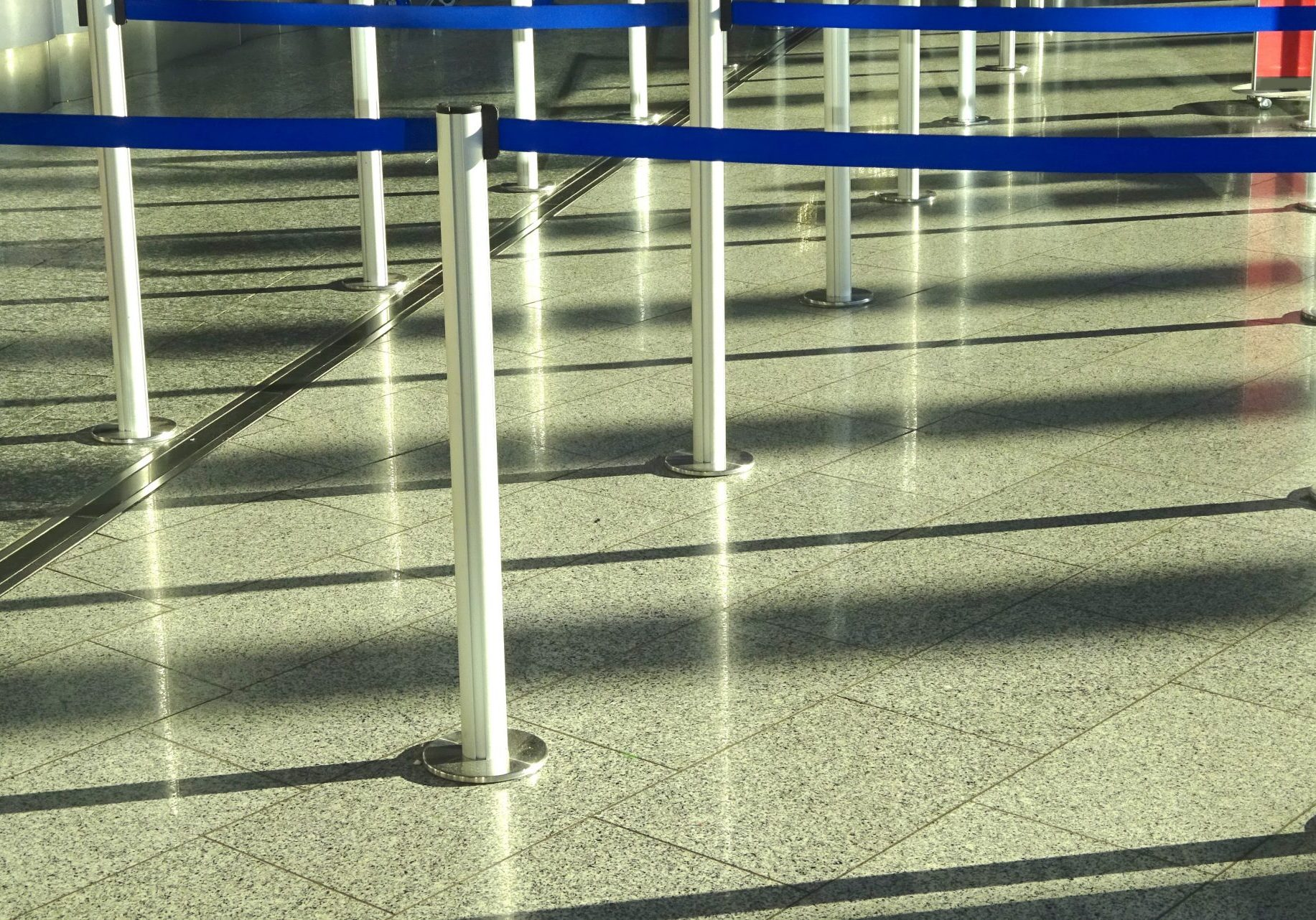 Venue Safety Solutions crowd-control+stanchion Harris Time